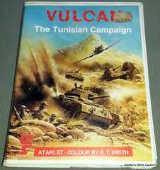 Vulcan - The Tunisian Campaign - TheRetroCavern.com  - 1
