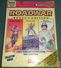 Roadwar - Bonus Edition   (Compilation) - TheRetroCavern.com  - 1