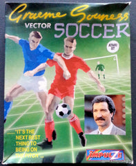 Graeme Souness Vector Soccer - TheRetroCavern.com  - 1