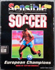 Sensible Soccer - European Champions - TheRetroCavern.com  - 1