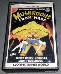 Mushrooms From Mars - TheRetroCavern.com  - 1