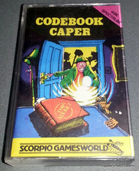 Codebook Caper - TheRetroCavern.com  - 1