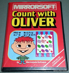 Count With Oliver - TheRetroCavern.com  - 1