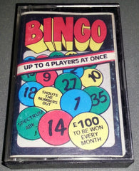 BINGO - TheRetroCavern.com  - 1