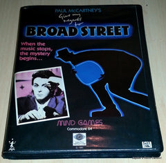Paul McCartney's - Give My Regards To Broad Street - TheRetroCavern.com  - 1