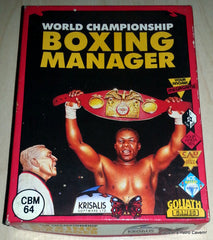 World Championship Boxing Manager - TheRetroCavern.com  - 1