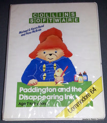 Paddington And The Disappearing Ink (Age 7 to 9 Years) - TheRetroCavern.com  - 1