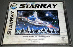 Star Ray  /  Starray - TheRetroCavern.com  - 1