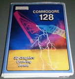 Commodore 128 3D Graphics Drawing Board - TheRetroCavern.com  - 1