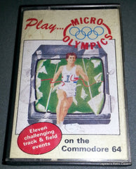 Play Micro Olympics - TheRetroCavern.com  - 1