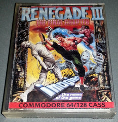 Renegade III  /  3 - TheRetroCavern.com  - 1