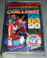 Daley Thompson's Olympic Challenge - TheRetroCavern.com  - 1