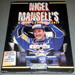 Nigel Mansell's World Championship - TheRetroCavern.com  - 1