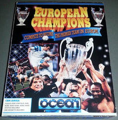 European Champions - TheRetroCavern.com  - 1