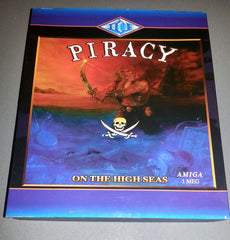Piracy : On the High Seas - TheRetroCavern.com  - 1