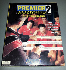 Premier Manager 2 - TheRetroCavern.com  - 1