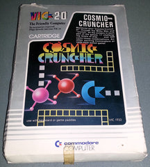 Cosmic Cruncher - TheRetroCavern.com  - 1