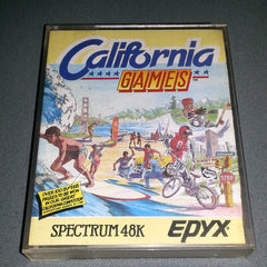 California Games - TheRetroCavern.com  - 1