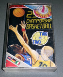 2 on 2 Championship Basketball - TheRetroCavern.com