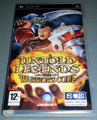 Untold Legends - The Warrior's Code - TheRetroCavern.com  - 1
