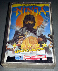 Ninja - TheRetroCavern.com  - 1