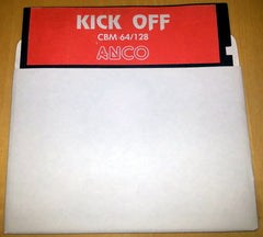 Kick Off (DISK ONLY / LOOSE) - TheRetroCavern.com