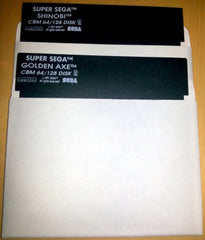 Super Sega (COMPILATION) (DISKS ONLY / LOOSE) - TheRetroCavern.com