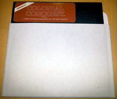 Colonial Conquest (DISK ONLY / LOOSE) - TheRetroCavern.com
