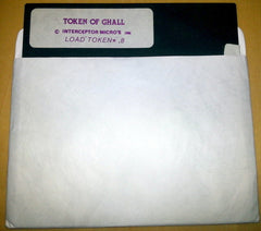 Token Of Ghall (DISK ONLY / LOOSE) - TheRetroCavern.com