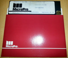 MicroPro / Super Script Word Processor (DISK ONLY / LOOSE) - TheRetroCavern.com