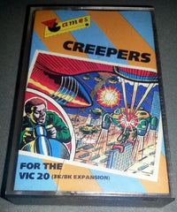 Creepers - TheRetroCavern.com  - 1