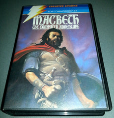 Macbeth - The Computer Adventure - TheRetroCavern.com  - 1