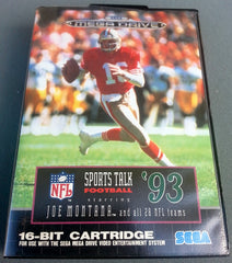 NFL Sports Talk Football '93 - TheRetroCavern.com  - 1