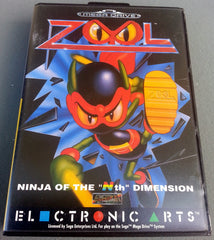 Zool - Ninja Of The Nth Dimension - TheRetroCavern.com  - 1