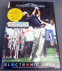 PGA Tour Golf II  /  2 - TheRetroCavern.com  - 1