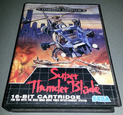 Super Thunder Blade - TheRetroCavern.com  - 1