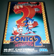 Sonic The Hedgehog 2 - TheRetroCavern.com  - 1