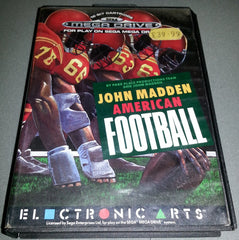 John Madden American Football - TheRetroCavern.com  - 1