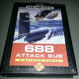688 Attack Sub - TheRetroCavern.com  - 1