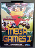 Mega Games 1   (Compilation) - TheRetroCavern.com  - 1