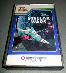 Stellar Wars - TheRetroCavern.com  - 1