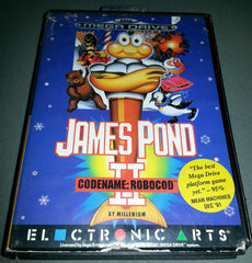 James Pond II - Codename: Robocod - TheRetroCavern.com  - 1