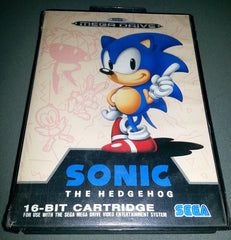Sonic The Hedgehog - TheRetroCavern.com  - 1