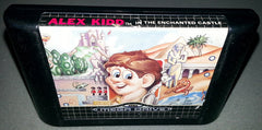 Alex Kidd In The Enchanted Castle - TheRetroCavern.com