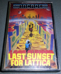 Last Sunset For Lattica - TheRetroCavern.com  - 1