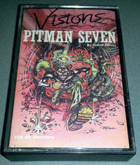 Pitman Seven - TheRetroCavern.com  - 1