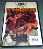 Pit-Fighter  / Pit Fighter - TheRetroCavern.com  - 1