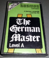 The German Master - Level A - TheRetroCavern.com  - 1