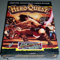 Heroquest  (Sealed) - TheRetroCavern.com  - 1