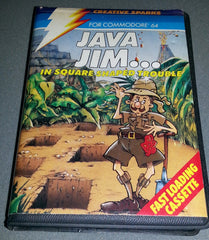 Java Jim In Square Shaped Trouble - TheRetroCavern.com  - 1